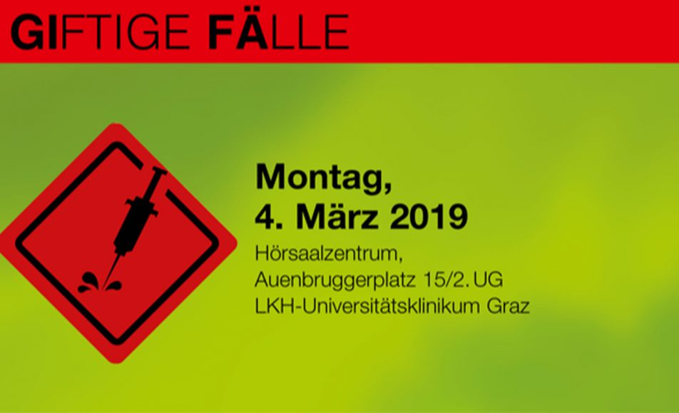 Giftige Fälle Graz 2019