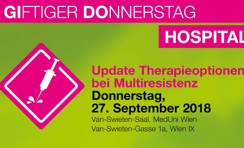 Update Therapieoptionen bei Multiresistenz