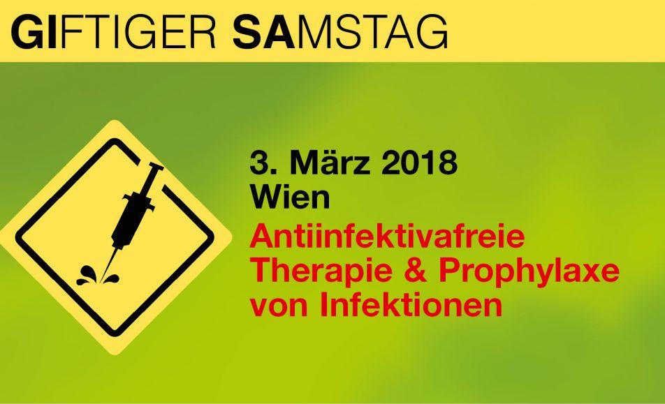 Antiinfektivafreie Therapie & Prophylaxe von Infektion