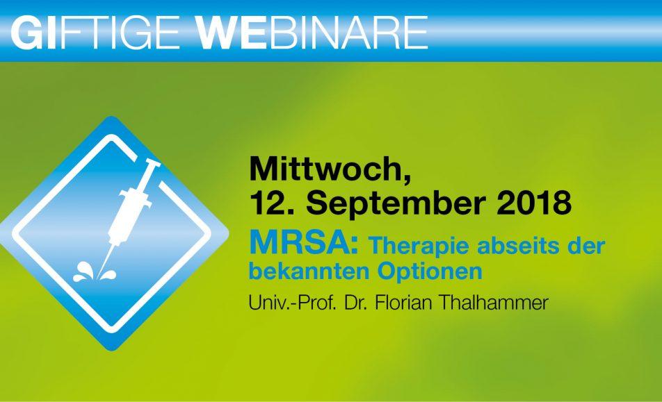 MRSA: Therapie abseits der bekannten Optionen