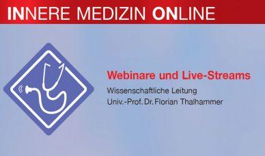 Webinare und Live-Streams